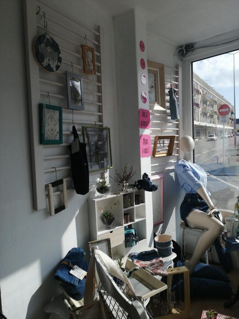 semaine du développement durable anniversaire agenda 2030 réemlpoi recyclerie création au bonheur des bennes saint nazaire 44