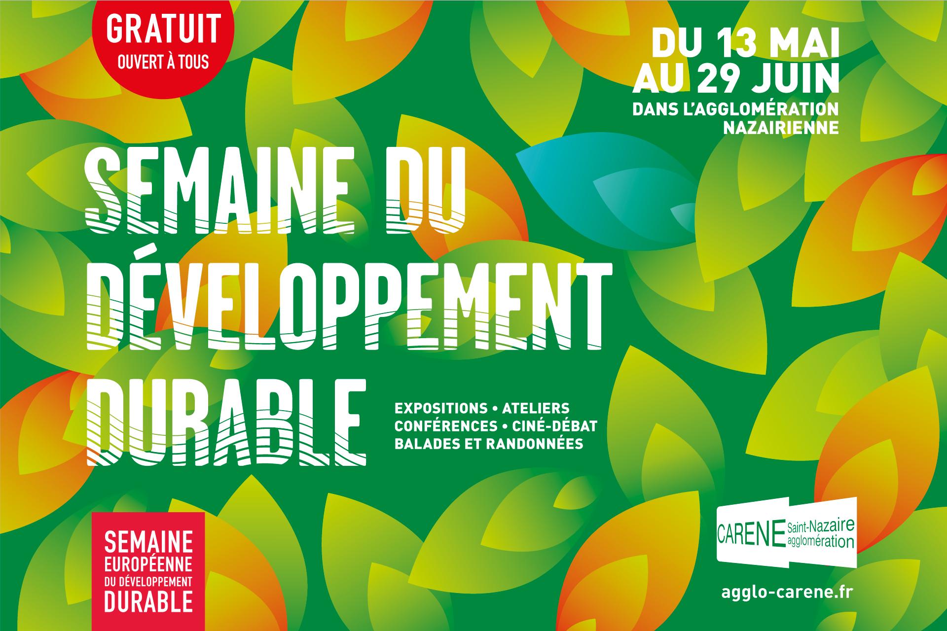 Semaine du développement durable Pornichet réemploi recyclerie au bonheur des bennes 44 Saint-Nazaire