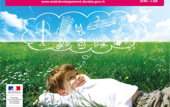 Semaine Européenne du Développement Durable 30 mai au 5 juin 2019